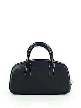 Louis Vuitton Leather Satchel One Size