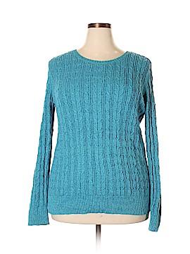 St. John's Bay Pullover Sweater Size XXL (Tall)