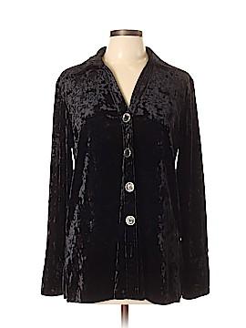 Harve Benard by Benard Holtzman Long Sleeve Blouse Size L