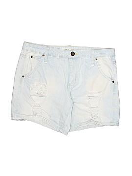 Life in Progress Denim Shorts 27 Waist