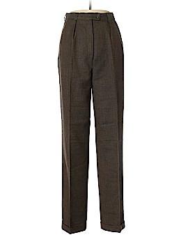 Giorgio Sant'Angelo Wool Pants Size 8