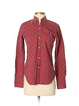 Ralph by Ralph Lauren Long Sleeve Button-Down Shirt Size S