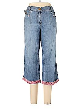 Sigrid Olsen Jeans Size 10