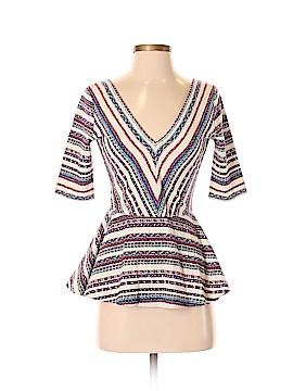 Deletta Short Sleeve Blouse Size S