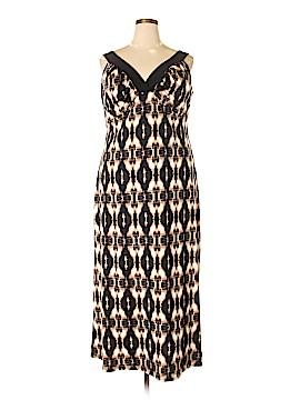 Anthony Original Casual Dress Size 1X (Plus)
