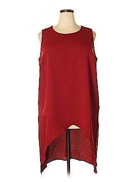 Alfani Sleeveless Blouse Size 20 (Plus)