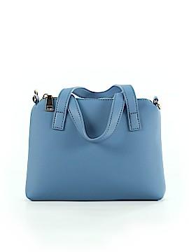 Madison West Leather Laptop Bag One Size