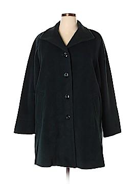Jones New York Wool Coat Size 20 (Plus)