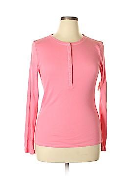 Gap Body Long Sleeve Henley Size XL
