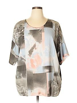 JunaRose Short Sleeve Blouse Size 18 (Plus)