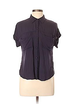Mind Code Short Sleeve Blouse Size L