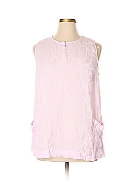 Purejill Sleeveless Blouse Size XL