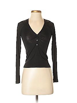 Vanessa Bruno Long Sleeve Top Size Sm (1)