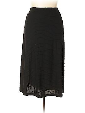Larry Levine Casual Skirt Size 2X (Plus)