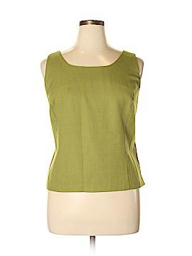 DressBarn Sleeveless Blouse Size 16
