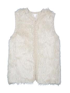 Xhilaration Faux Fur Vest Size XS