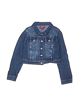 Arizona Jean Company Denim Jacket Size 10