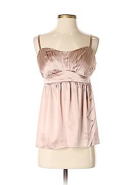 INC International Concepts Sleeveless Silk Top Size 2