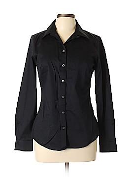 Banana Republic Factory Store Long Sleeve Button-Down Shirt Size 10