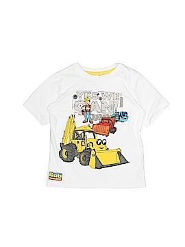 Bob the Builder Short Sleeve T-Shirt Size 4T
