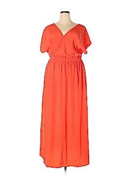 Merona Casual Dress Size 1X (Plus)