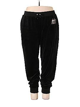 Juicy Couture Velour Pants Size 2X (Plus)