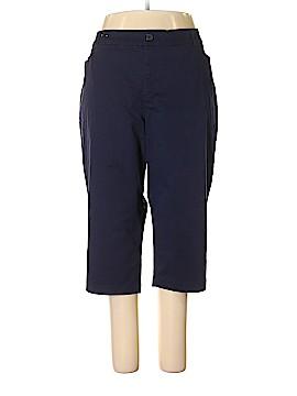 Croft & Barrow Khakis Size 22 (Plus)