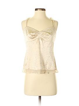 Laundry by Shelli Segal Sleeveless Silk Top Size M