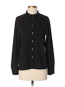 Frenchi Long Sleeve Blouse Size S