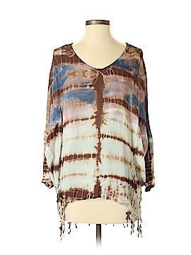 XCVI 3/4 Sleeve Blouse Size S
