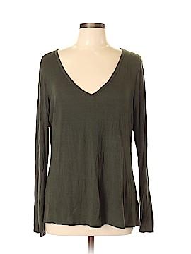 Charlotte Russe Long Sleeve T-Shirt Size XL