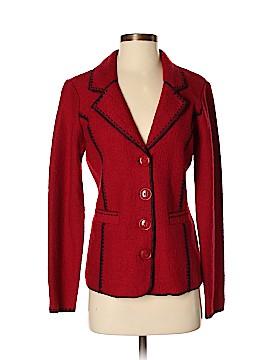 Carole Little Wool Blazer Size S