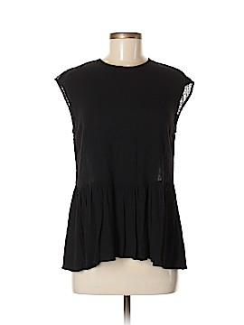 BCBGeneration Short Sleeve Blouse Size M