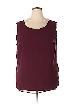 Unbranded Clothing Sleeveless Blouse Size 20W (Plus)