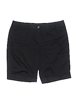 White House Black Market Khaki Shorts Size 14