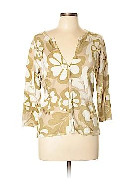 Sarah Spencer Silk Cardigan Size L