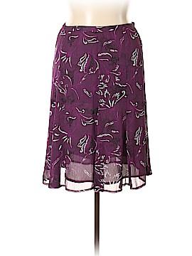Sag Harbor Casual Skirt Size 14 (Petite)