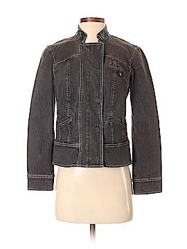 Sigrid Olsen Denim Jacket Size S (Petite)