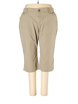 Eddie Bauer Khakis Size 22 (Plus)