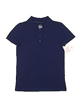 Faded Glory Short Sleeve Polo Size 7 - 8