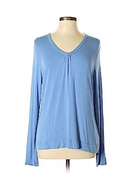 Liz Claiborne Long Sleeve T-Shirt Size XL