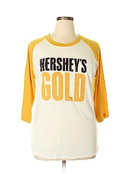 Alternative Apparel 3/4 Sleeve T-Shirt Size XL
