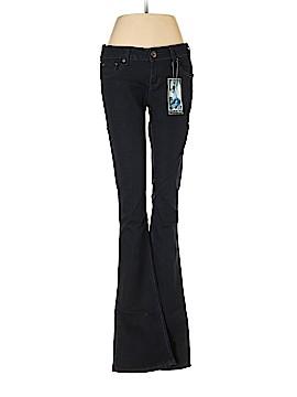 Royal Blue Jeans Size 7
