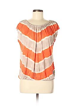 INC International Concepts Short Sleeve Top Size L