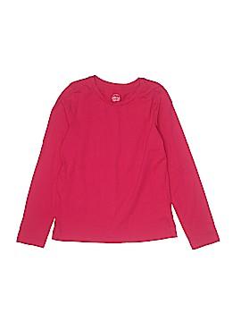 Faded Glory Long Sleeve T-Shirt Size 10