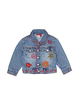 Mimi & Maggie Denim Jacket Size 3T