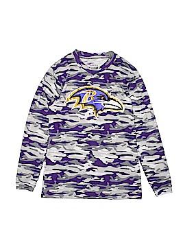 Augusta Sportswear Long Sleeve T-Shirt Size M (Youth)