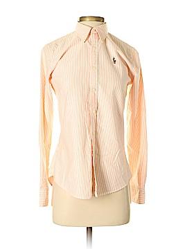 Ralph Lauren Short Sleeve Button-Down Shirt Size 4