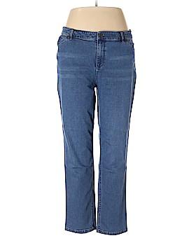 J.jill Jeans Size 16 (Petite)
