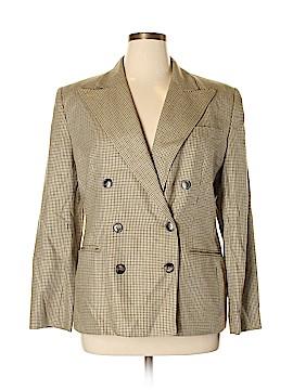 Evan Picone Silk Blazer Size 16